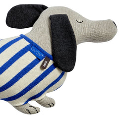OYOY Slinkii Dog Cushion from Denmark