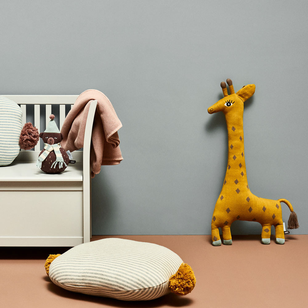 giraffe furniture. OYOY Noah The Giraffe Cushion Furniture