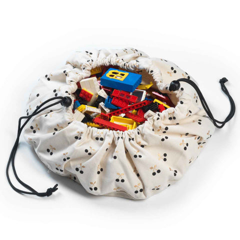 Play&Go Cherry Mini Storage Bag