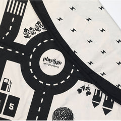 Play&Go Roadmap Toy Storage Bag