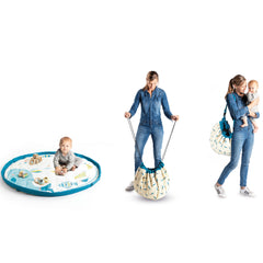 Play&Go 3 in 1 Playmat, Moulin Roty Le Voyage D'Olga