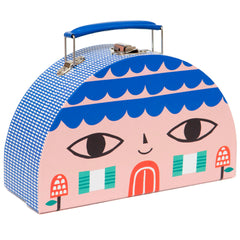 Petit Monkey Mr Sun & Friends Nesting Suitcase Set