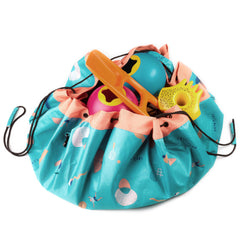 Play&Go Outdoor Beach Play and Store Bag, Play