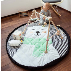 Play&Go 3 in 1 Playmat, Polar Bear