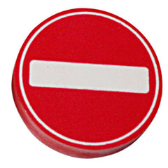 Pakhuis Oost Traffic Sign Drawer Pull Knobs