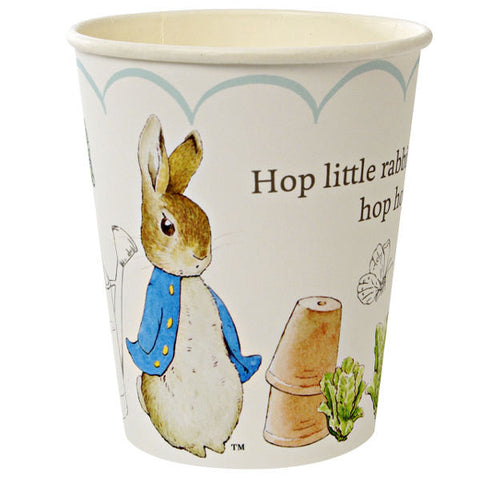 Peter Rabbit Party Cups (Set of 12)