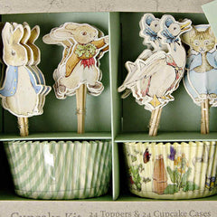 Peter Rabbit Cupcake Decorating Kit