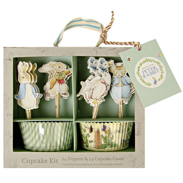 Peter Rabbit Cupcake Decorating Ki