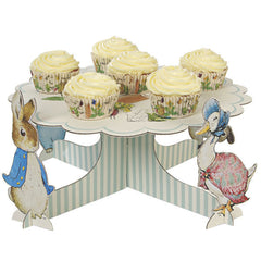 Peter Rabbit Cake Stand