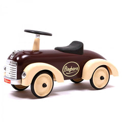Baghera Metal Speedster, Chocolate