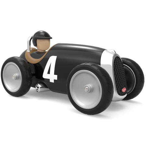 Baghera Mini Racing Car, Black