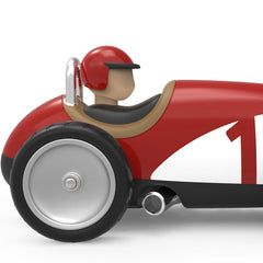 Baghera Mini Racing Car, Red