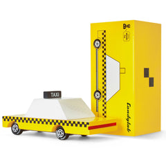 Candylab CandyCar, Yellow Taxi