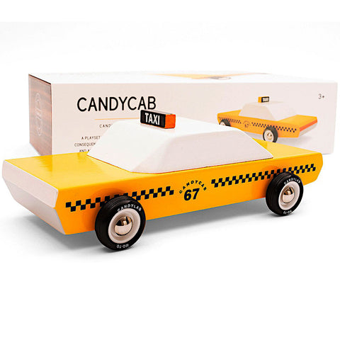 CandyLab Toys CandyCab