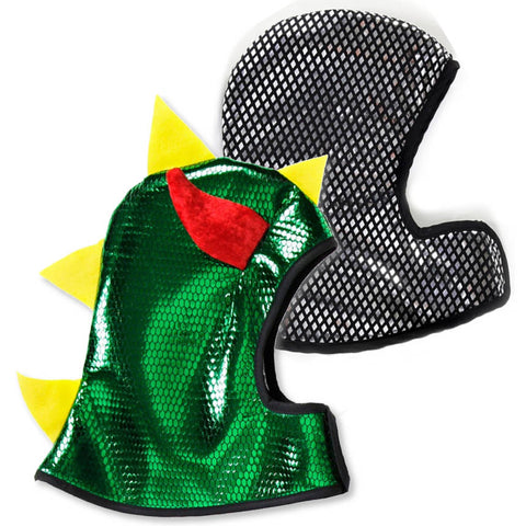 Reversible Dragon Knight Hood