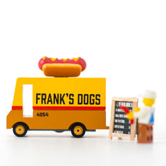 Candylab CandyVan, Hot Dog Van