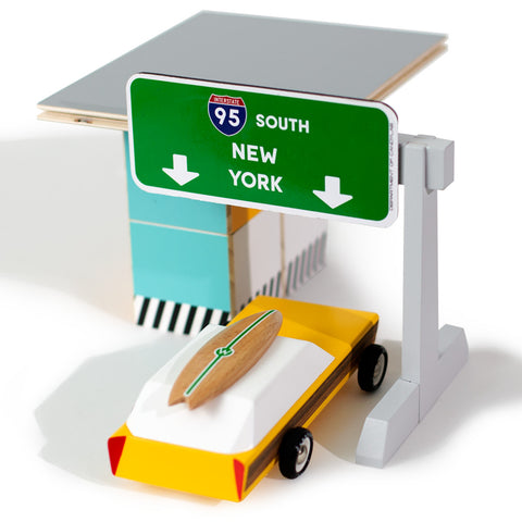 CandyLab Toys Toll Booth