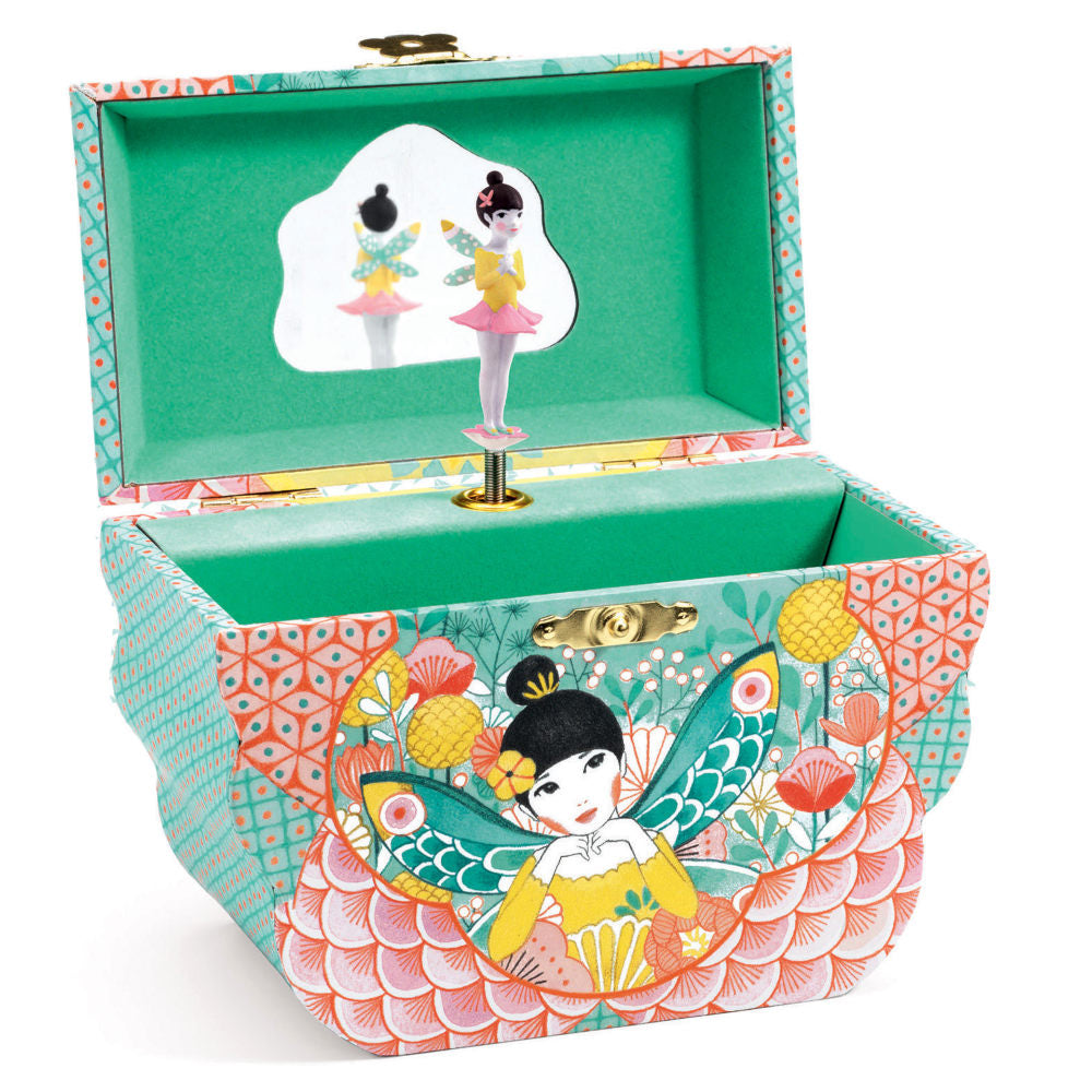 Djeco Musical Box, Flowery Melody