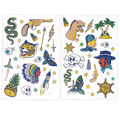 Djeco Temporary Tattoos, Wild
