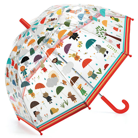 Djeco Umbrella, Under the Rain