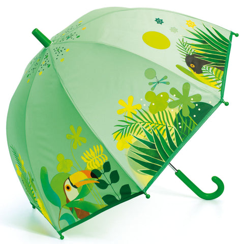 Djeco Umbrella, Tropical Jungle