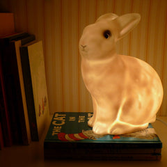 Egmont Heico Rabbit LED Lamp, Light Pink