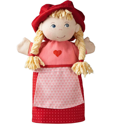 HABA Glove Puppet Little Red Riding
