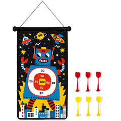 Janod Magnetic Dart Game, Robot