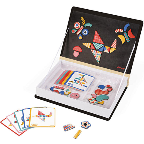 Magnetic Puzzle Book, Moduloform