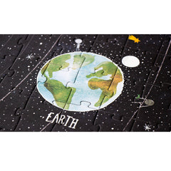 LONDJI Discover the Planets Glow-in-Dark Puzzle (200pcs)