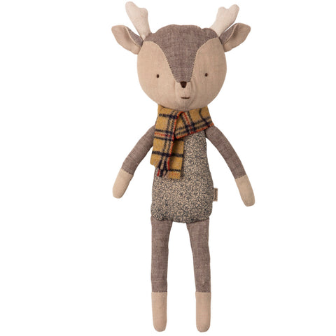 Maileg Winter Reindeer Friend, Scarf