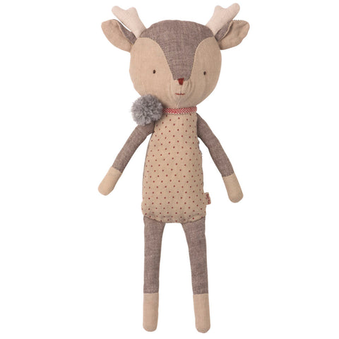 Maileg Winter Reindeer Friend, Pom Pom