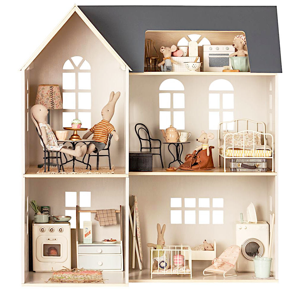 Maileg House of Miniature Wooden doll house