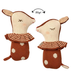 Maileg Bambi Rattle, Rusty