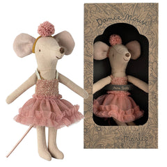 Maileg Big Sister Dancer Mouse, Mira Belle