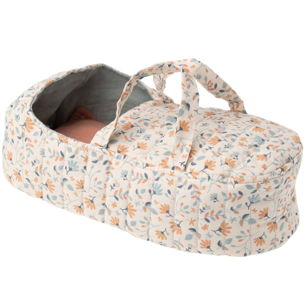 Maileg Soft Quilted Carry Cot