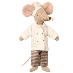 Maileg Chef Clothes for Mom/Dad Mouse