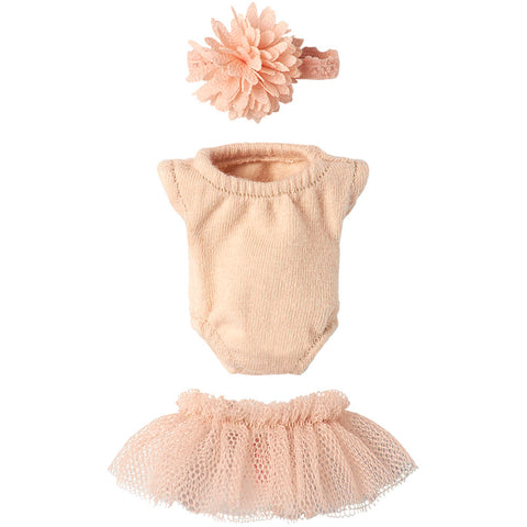 Maileg 3pcs Ballerina Outfit for Big Sister Mouse