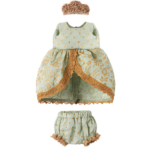 Maileg Princess Dress for Big Sister Mouse, Mint