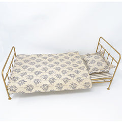 Maileg Vintage Bed with Bedding, Medium
