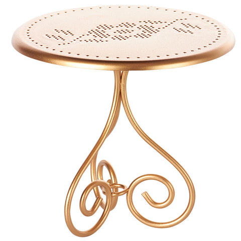 Maileg Cafe Table, Gold