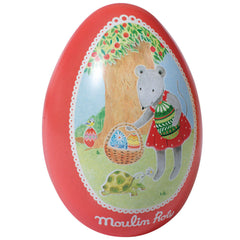 Moulin Roty La Grande Famille Easter Egg, Large