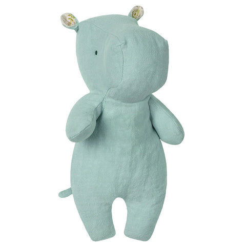Maileg Little Hippo, Blue