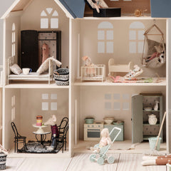 Maileg Doll House Vintage Closet with Shelves
