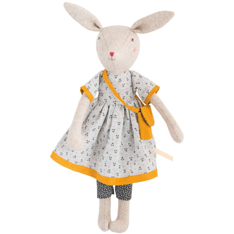 Moulin Roty La Famille Mirabelle Maman Rose Bunny
