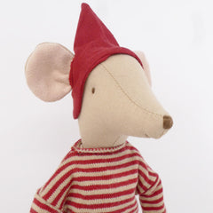 Maileg Christmas Mouse, Medium
