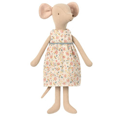 Maileg Medium Mouse Flower Dress