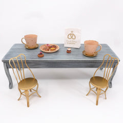 Maileg Micro Vintage Dinner Table