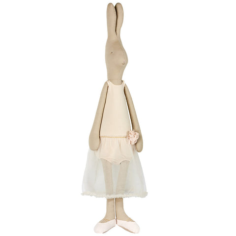 Maileg Mega Maxi Ballerina Rabbit, 38 inches