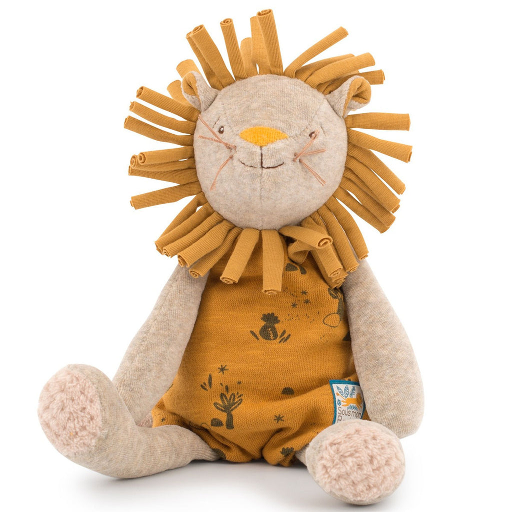 Moulin Roty Sous Mon Baobab Paprika the Lion